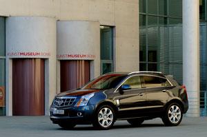 Foto Exteriores (4) Cadillac Srx Suv Todocamino 2012
