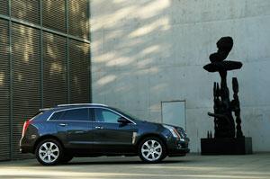 Foto Exteriores (5) Cadillac Srx Suv Todocamino 2012