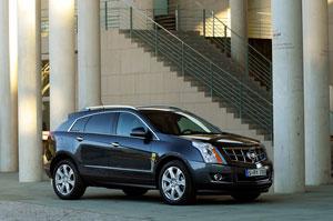 Foto Exteriores (6) Cadillac Srx Suv Todocamino 2012