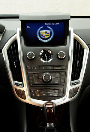 Foto Interiores (1) Cadillac Srx Suv Todocamino 2012