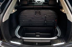 Foto Interiores (3) Cadillac Srx Suv Todocamino 2012