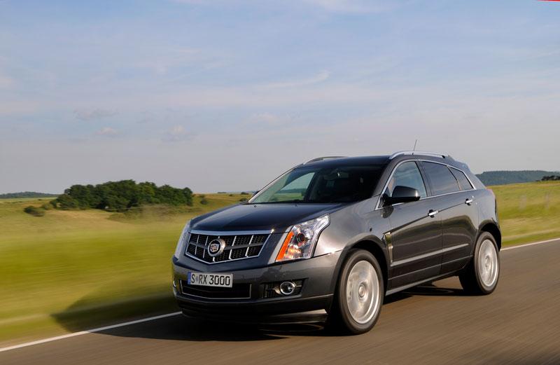 Foto Exteriores (10) Cadillac Srx Suv Todocamino 2012