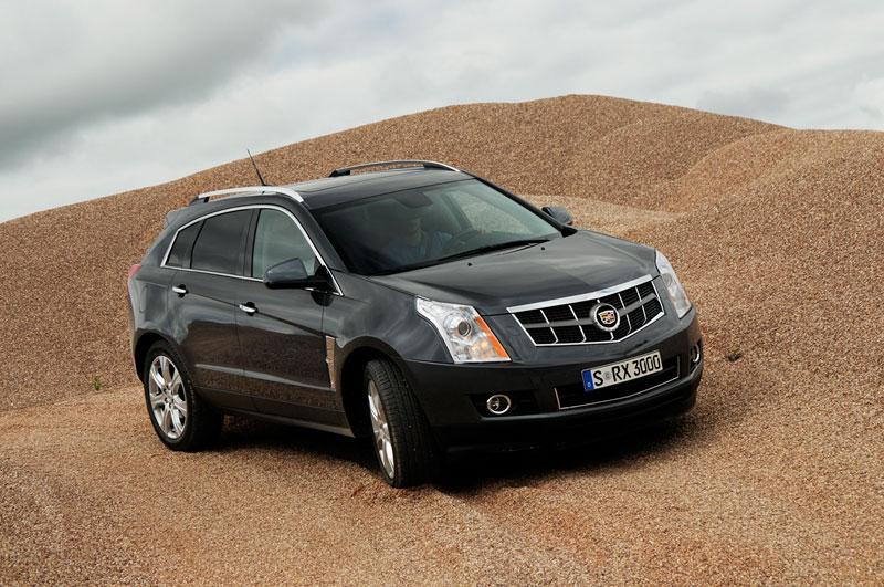 Foto Exteriores Cadillac Srx Suv Todocamino 2012