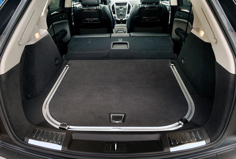 Foto Interiores Cadillac Srx Suv Todocamino 2012