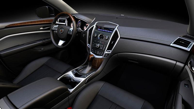 Foto Salpicadero Cadillac Srx Suv Todocamino 2012