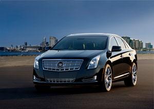 Foto 003, Cadillac Xts Cadillac Xts Sedan 2012