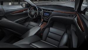 Foto Interiores (1) Cadillac Xts Sedan 2012