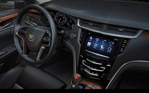Foto Interiores (2) Cadillac Xts Sedan 2012