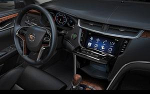 Foto Interiores (3) Cadillac Xts Sedan 2012
