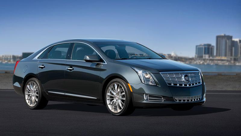 Foto Delantera Cadillac Xts Sedan 2012