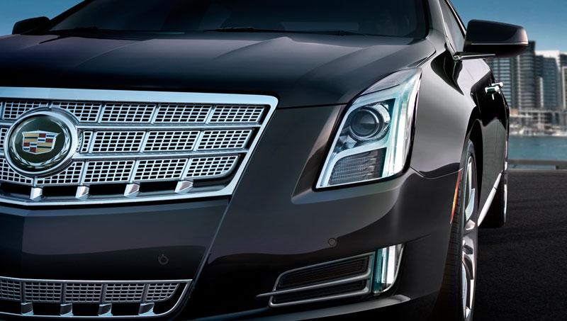 Foto Detalles Cadillac Xts Sedan 2012