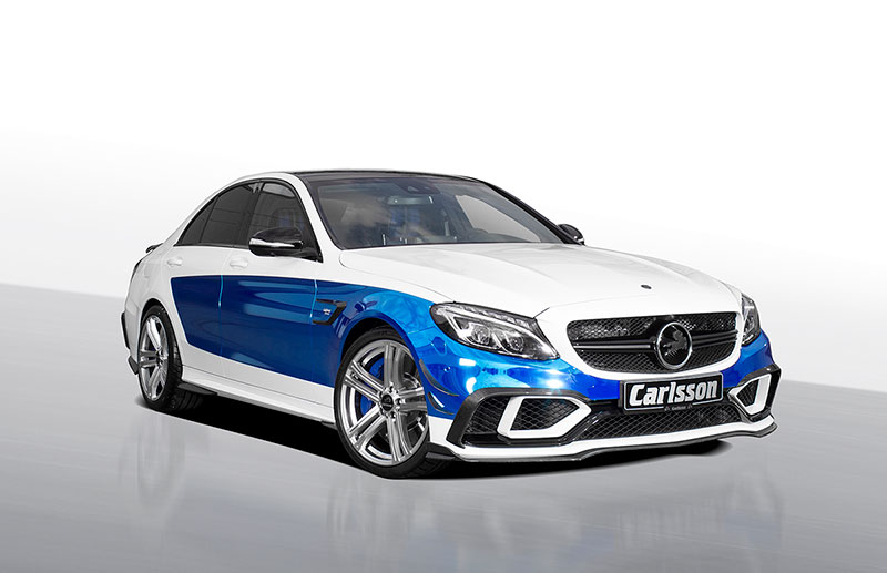 Foto Delantera Carlsson Cc63s Sedan 2015