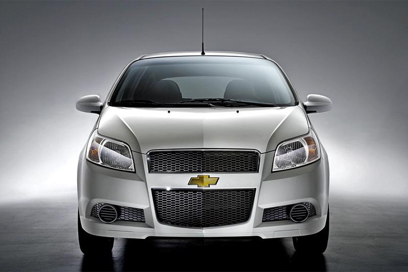 Foto Exteriores Chevrolet Aveo Dos Volumenes 2008