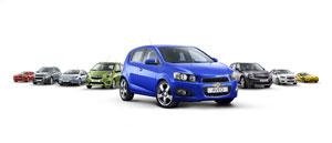 Foto Exteriores (1) Chevrolet Aveo Dos Volumenes 2011