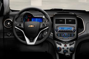 Análisis asientos delanteros Chevrolet Aveo