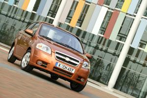 Foto Exteriores Chevrolet Aveo Sedan 2008