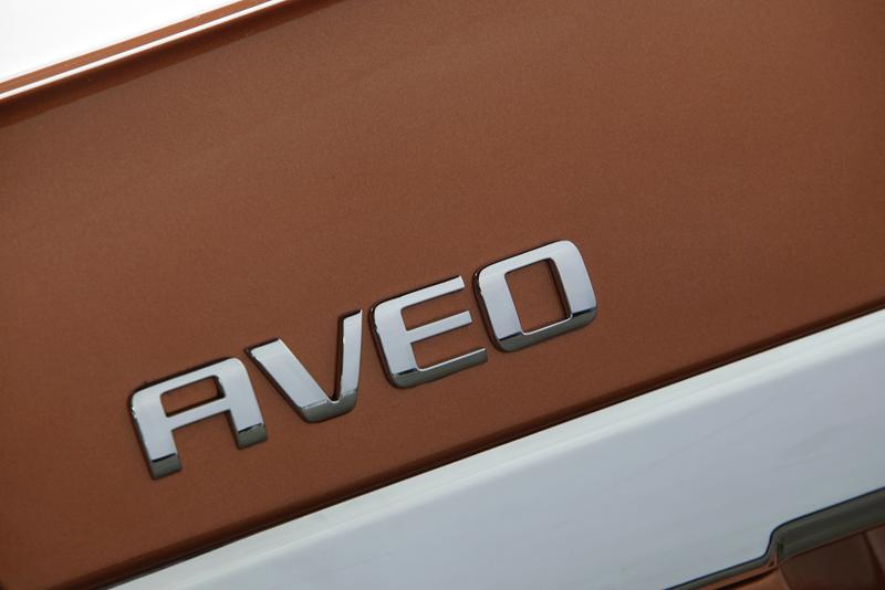 Foto Detalles Chevrolet Aveo Sedan 2008
