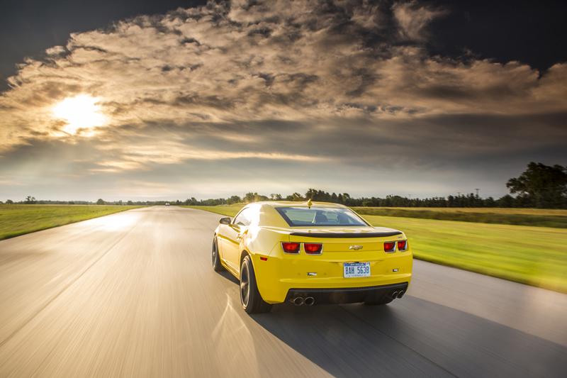 Foto Exteriores Chevrolet Camaro Cupe 2012