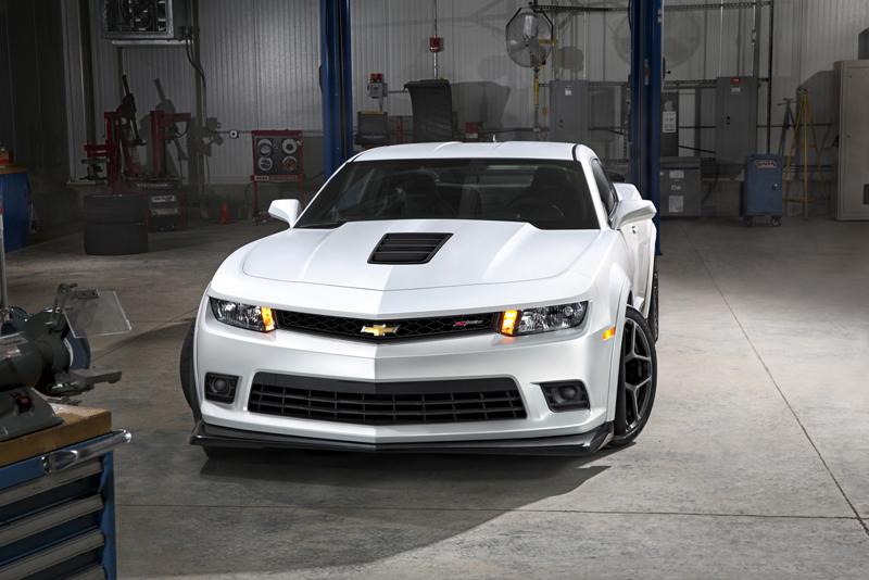 Foto Exteriores Chevrolet Camaro Cupe 2013