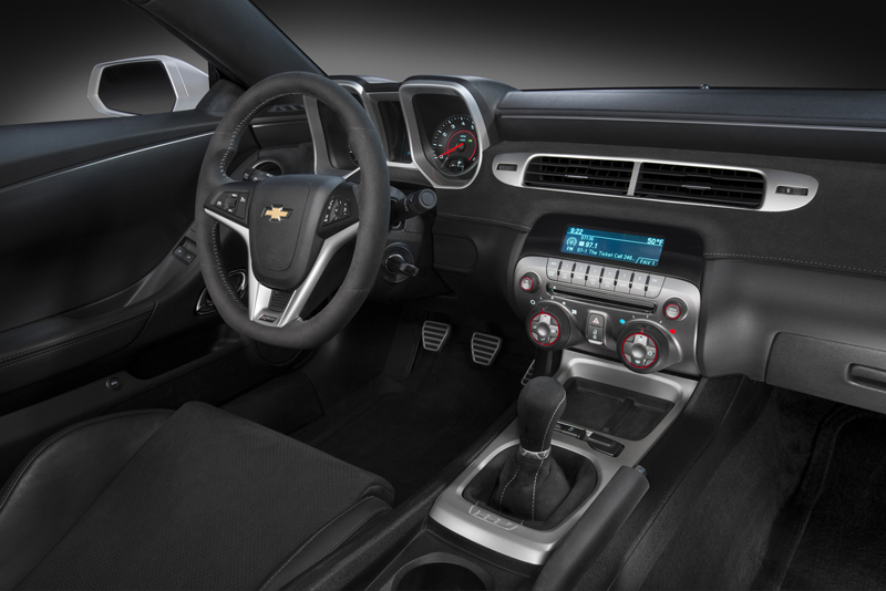 Foto Salpicadero Chevrolet Camaro Cupe 2013