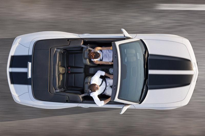 Foto Exteriores Chevrolet Camaro Descapotable 2011
