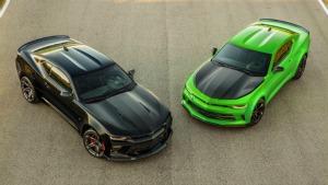 Foto Exteriores (1) Chevrolet Camaro-1le Cupe 2016