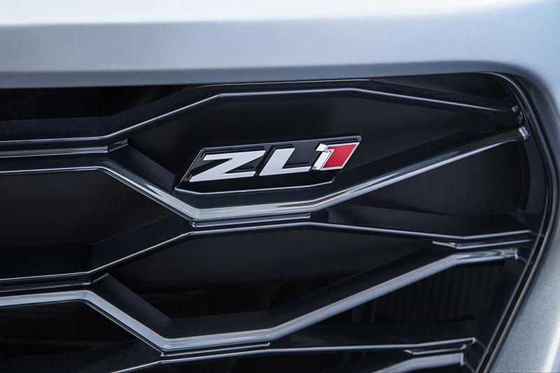Foto Detalles Chevrolet Camaro Zl1 Cupe 2016