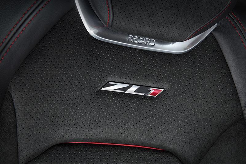 Foto Exteriores (3) Chevrolet Camaro-zl1 Cupe 2016