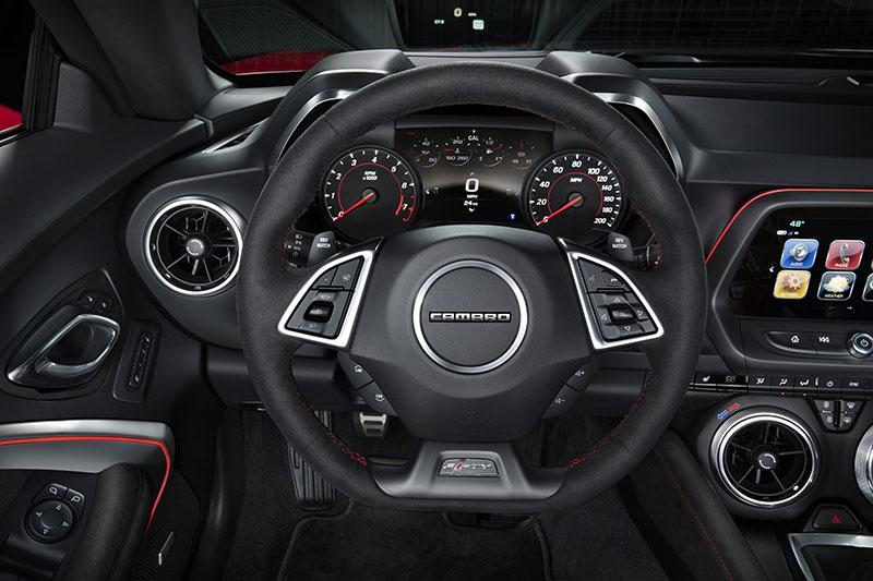 Foto Interiores (1) Chevrolet Camaro-zl1 Cupe 2016