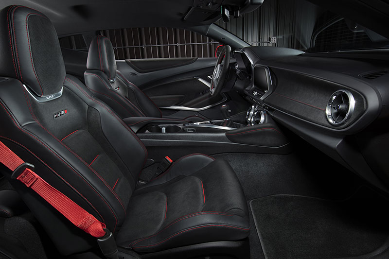 Foto Interiores (2) Chevrolet Camaro-zl1 Cupe 2016