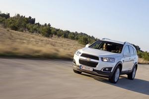 Foto Exteriores (16) Chevrolet Captiva Suv Todocamino 2013