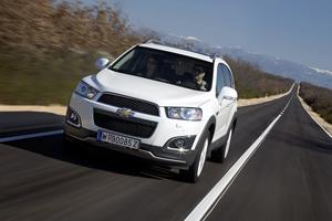 Foto Exteriores (18) Chevrolet Captiva Suv Todocamino 2013