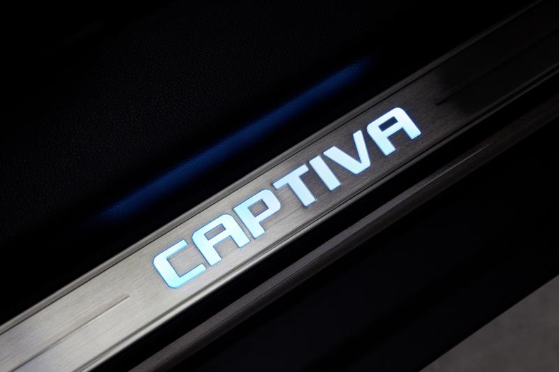 Foto Detalles (3) Chevrolet Captiva Suv Todocamino 2013