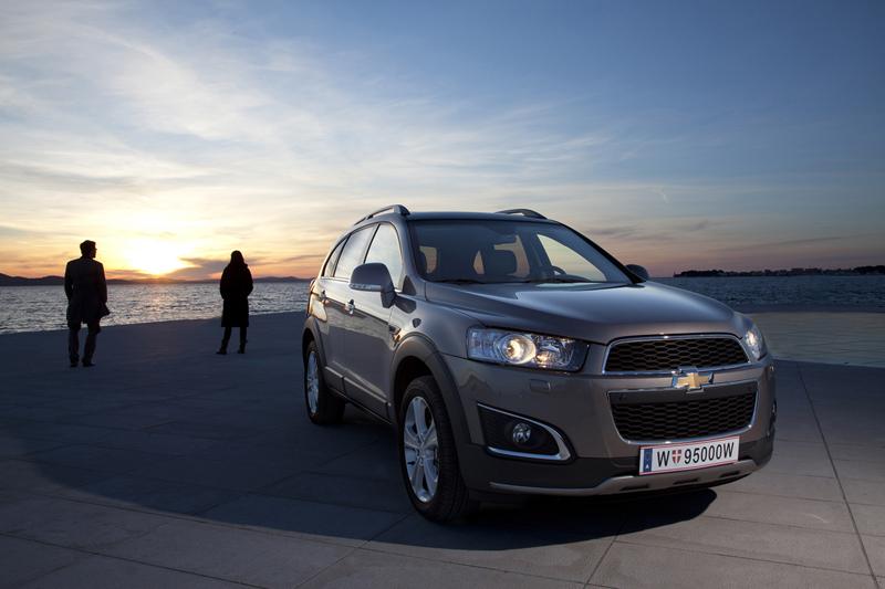 Foto Exteriores (35) Chevrolet Captiva Suv Todocamino 2013