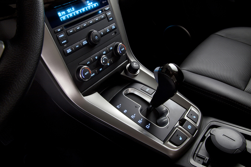 Foto Interiores (4) Chevrolet Captiva Suv Todocamino 2013