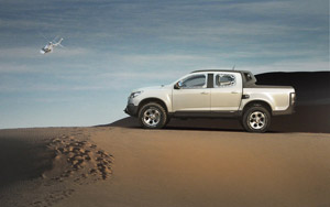 Foto chevrolet colorado 2011
