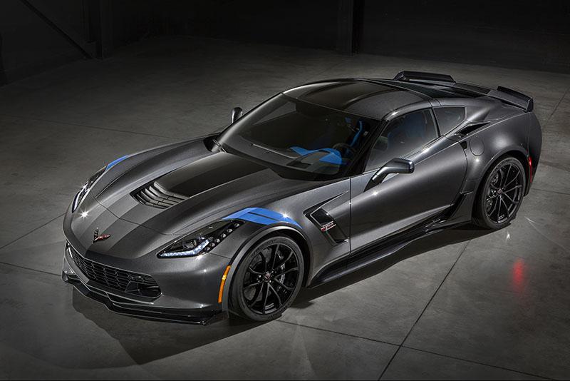 Foto Exteriores Chevrolet Corvette Grand Sport Cupe 2016