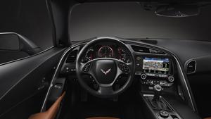 galeria de fotos chevrolet corvette-stingray 2013 - interiores