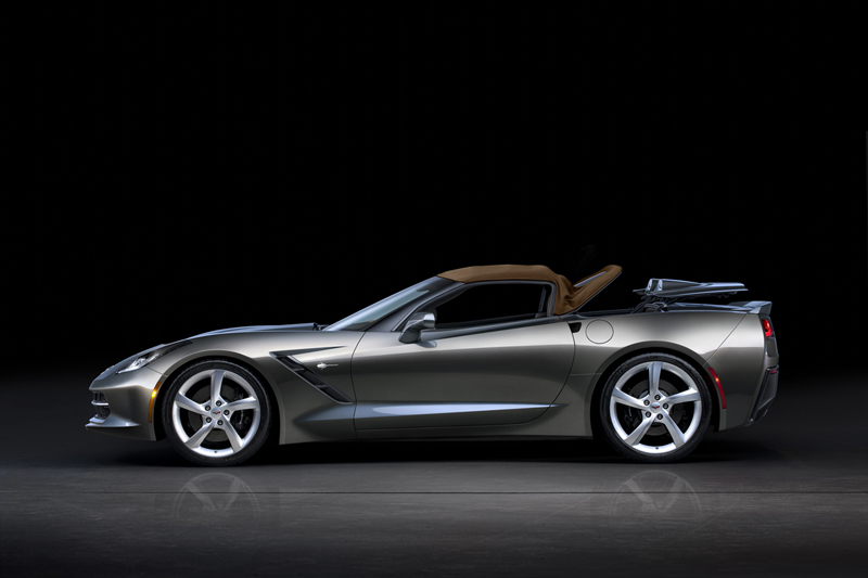 Foto Exteriores Chevrolet Corvette Stingray Cupe 2013