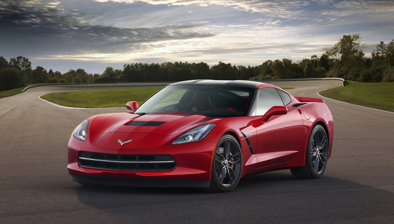 Chevrolet Corvette Stingray en España