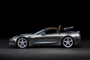Foto Exteriores (11) Chevrolet Corvette-stingray Descapotable 2013