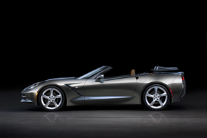 Foto Exteriores (15) Chevrolet Corvette-stingray Descapotable 2013