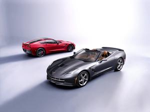 Foto Exteriores (2) Chevrolet Corvette-stingray Descapotable 2013