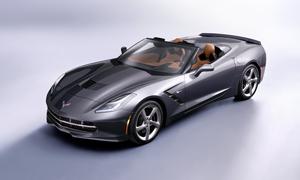 Foto Exteriores (3) Chevrolet Corvette-stingray Descapotable 2013