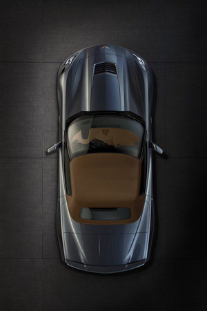Foto Exteriores (5) Chevrolet Corvette-stingray Descapotable 2013
