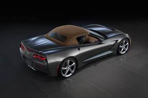 Foto Exteriores (6) Chevrolet Corvette-stingray Descapotable 2013
