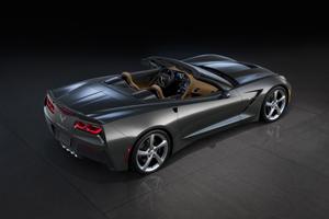 Foto Exteriores (7) Chevrolet Corvette-stingray Descapotable 2013