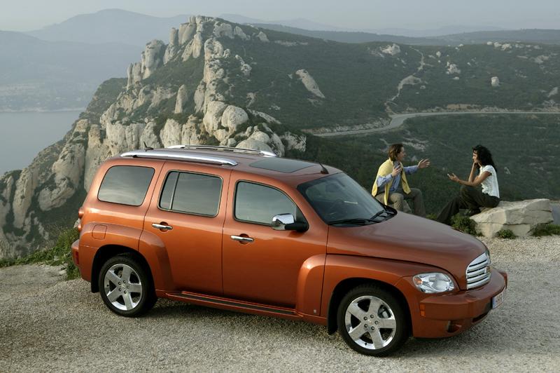 Foto Exteriores Chevrolet Hhr Familiar 2008