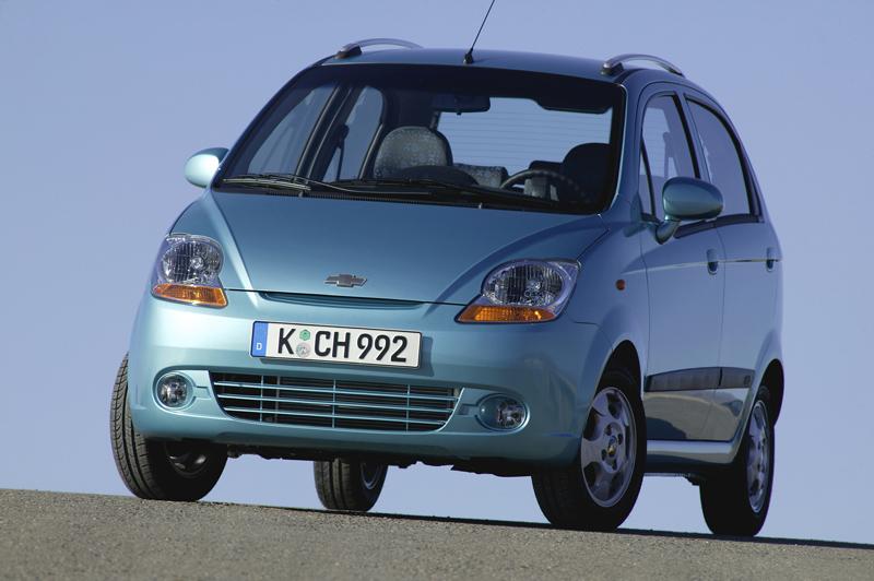 Foto Delantero Chevrolet Matiz Dos Volumenes 2008