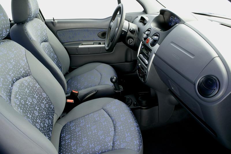 Foto Interiores Chevrolet Matiz Dos Volumenes 2008